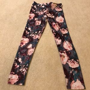 AEO High Rise Legging Floral Print